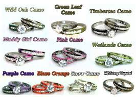 camo wedding bands his and hers camo wedding ring sets for him and wedding corners