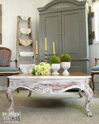 French Country Coffee Table Makeover With French Country Style Prodigal Pieces