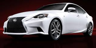 lexus model lexus is f sport model