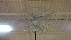 Unique Fan Living Room Attractive Caged Ceiling Fan For Home Interior Design