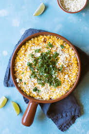 thanksgiving corn side dishes mexican street corn casserole
