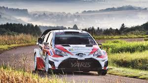 toyota rally car ottas tänakas paskelbtas 2018 m toyota gazoo racing komandos pilotu