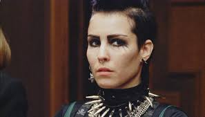 Lisbeth Salander From The With Enemy Of The State Heroine Lisbeth Salander Fights Back In The