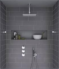 The  Best Grey Bathroom Tiles Ideas On Pinterest Grey Large - Bathroom design tiles