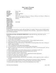 Job Description Nanny 100 Resume Samples For Nanny Jobs 100 Resume For Nanny Job