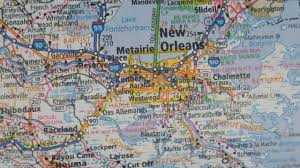 New Orleans Usa Map by Why New Orleans Is Called The Crescent City Youtube