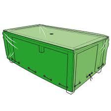 housse de protection pour canapé de jardin housse mobilier jardin au meilleur prix leroy merlin