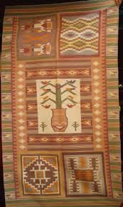 Tom Russell Navajo Rug Navajo Rugs