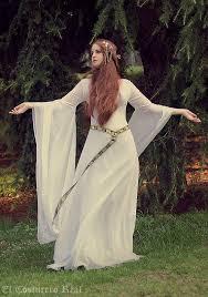 costume wedding dresses celtic wedding dress galadriel costume elvish pre