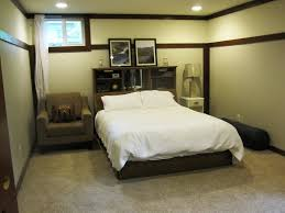 basement bedroom ideas no windows ceiling lighting traditional