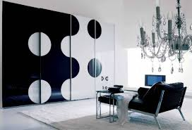 bedroom clipart black and white deep grey colors wall paint sweet