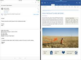 How To Make A Floor Plan On Microsoft Word by Microsoft Office Apps Are Ready For The Ipad Pro Office Blogs