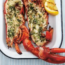 cuisiner homard surgelé homard grillé aux herbes ricardo