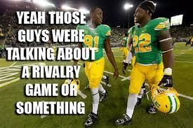 Oregon Ducks Meme - monday meme quarterback the seahawks bandwagon just got lighter
