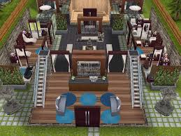 Home Design For Sims Freeplay House 62 Spa Retreat Level 1 Sims Simsfreeplay