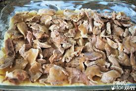thanksgiving dinner casserole mess for less