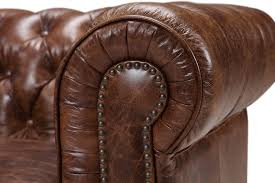 vintage leather chesterfield sofa the original chesterfield sofa rose and moore