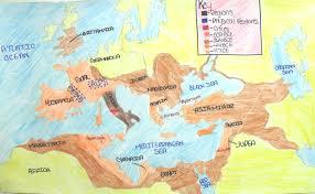 Map Of The Roman Empire Roman Empire Expansion Maps 2012 2013 Mrcaseyhistory