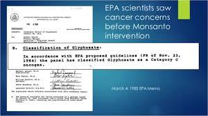 Monsanto Vanity Fair Carey Gillam U S Right To Know