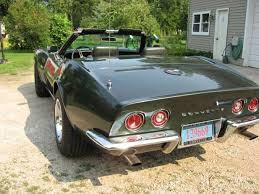 1969 convertible corvette 1969 chevrolet corvette stingray matching numbers this is a