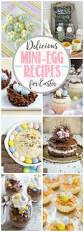 mini egg recipes for easter clean and scentsible