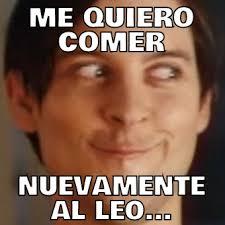 Leo Memes - me quiero comer nuevamente al leo memes en quebolu