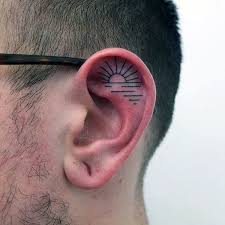 mens ear piercing best 25 ear piercings for guys ideas on piercings