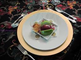 Table Setting Ideas Jewish Table Settings Rich With Vibrant Color And Tradition A