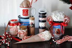 hot chocolate gift 7 hot chocolate gifts for christmas the organized