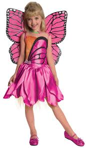 Deluxe Kids Halloween Costumes Barbie Deluxe Mariposa Toddler Child Costume Children Costumes