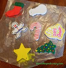12 days of christmas crafts for kids day 2 ornament craft and