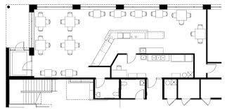 House Design Plans With Measurements Cafe Plans Google Search Cafe Layout Plan Pinterest Shop