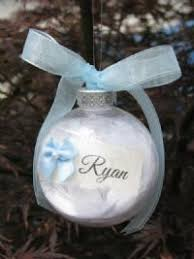 memorial ornaments personalized memorial ornament miscarriage stillbirth infant