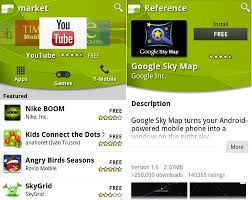 android market app android market app gets updated with new interface refunds now