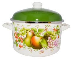 pot en fonte advanced ceramic pot