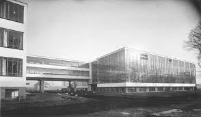 architektur bauhausstil werke bauhaus100