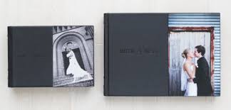 large wedding photo albums album canvas and print options mel hill photography