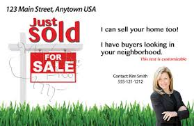 real estate marketing postcards flyers u0026 brochures for real estate