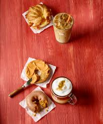 dunkin donuts fall 2017 menu new maple pecan coffee