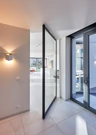 pivot glass door glass door spring hinge gallery glass door interior doors