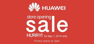 Invitation Card For New Shop Opening Huawei Philippines Opens Concept Stores Offers One Day Sale Of
