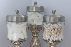 bathroom apothecary jar ideas 18 lovely apothecary jar ideas the budget decorator