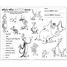 Printable Coloring Pages And Activities Dr Seuss Connect The Dots Worksheets Kids Coloring Europe by Printable Coloring Pages And Activities