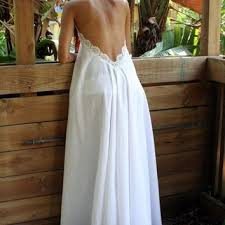 Nightgowns For Brides Shop White Bridal Nightgowns On Wanelo