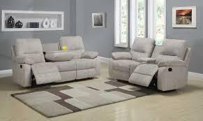 gray reclining sofa sofa decorative reclining sofa set he 9724pm 3 closed reclining