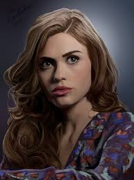 lydia martin hair holland roden lydia martin by johnneh draws on deviantart