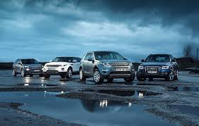 2017 land rover discovery sport trunk land rover discovery sport vs audi q5 vs jeep cherokee vs range
