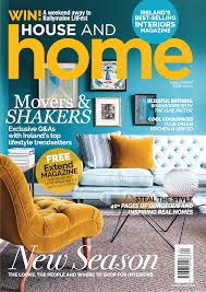 six reasons you need the new house and home issue in your life packed full of inspiring style real homes and upcoming trends it s an issue that s not to be missed