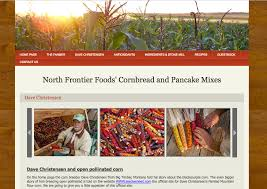155 painted mountain open pollinated corn north frontier foods
