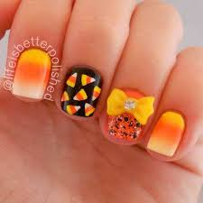 10 awesome halloween nail art designs